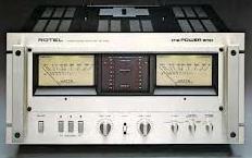 Rotel audio repair MN USA
