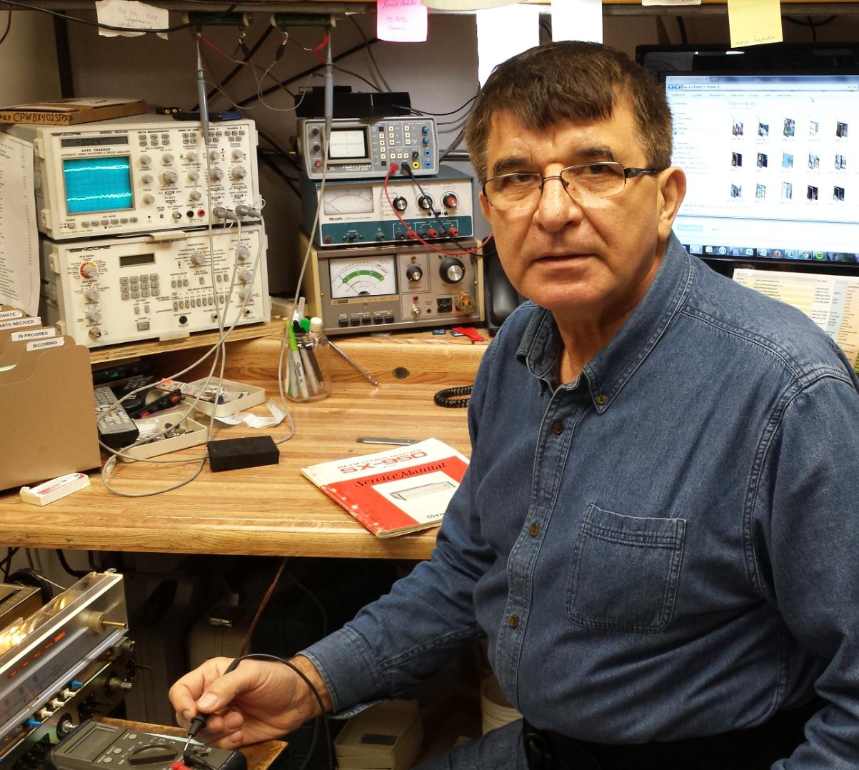 Vintage Stereo Receivers Repair Minneapolis St Paul Mn