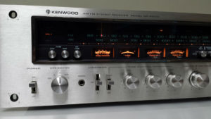 Kenwood Stereo Receiver Repair MN WI IA SD ND USA